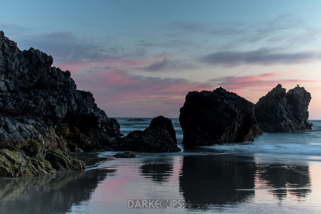 SEAL ROCK SUNSET-9802
