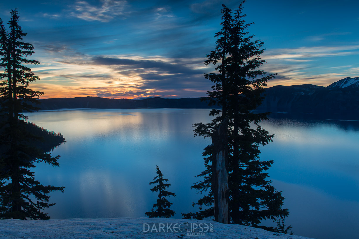 CRATER LAKE SUNRISE-0984