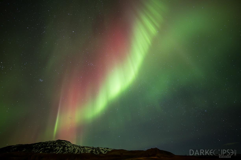 Strokkur Northern Lights 0227-3585