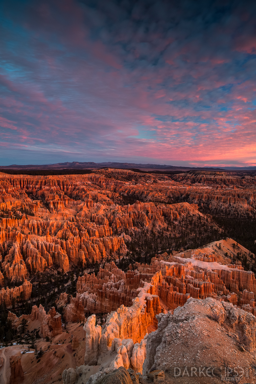 11132014 - Bryce Canyon Sunset Point Sunrise b-