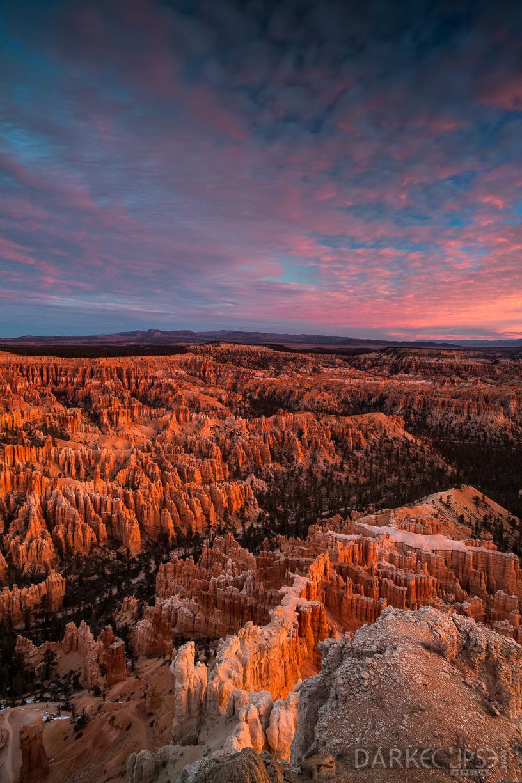11132014 - Bryce Canyon Sunset Point Sunrise b-