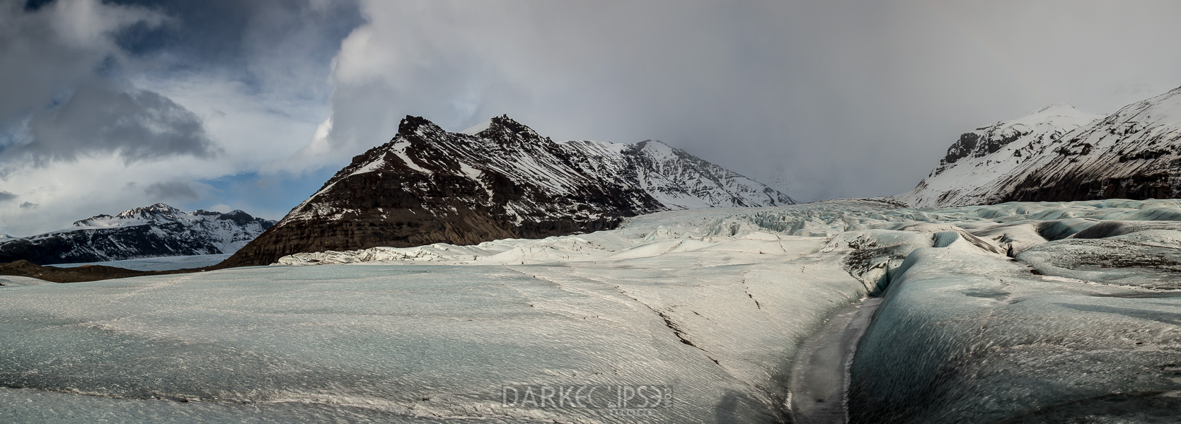 Svinaefellsjokull_Glacie_Walk Panorama 03022014  part 2-2